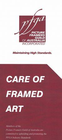 Care-of-Framed-Art-counter-brochure